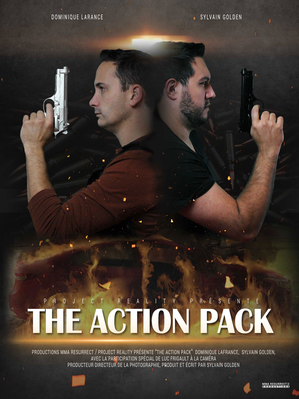 Poster Action Pack Summer 2017